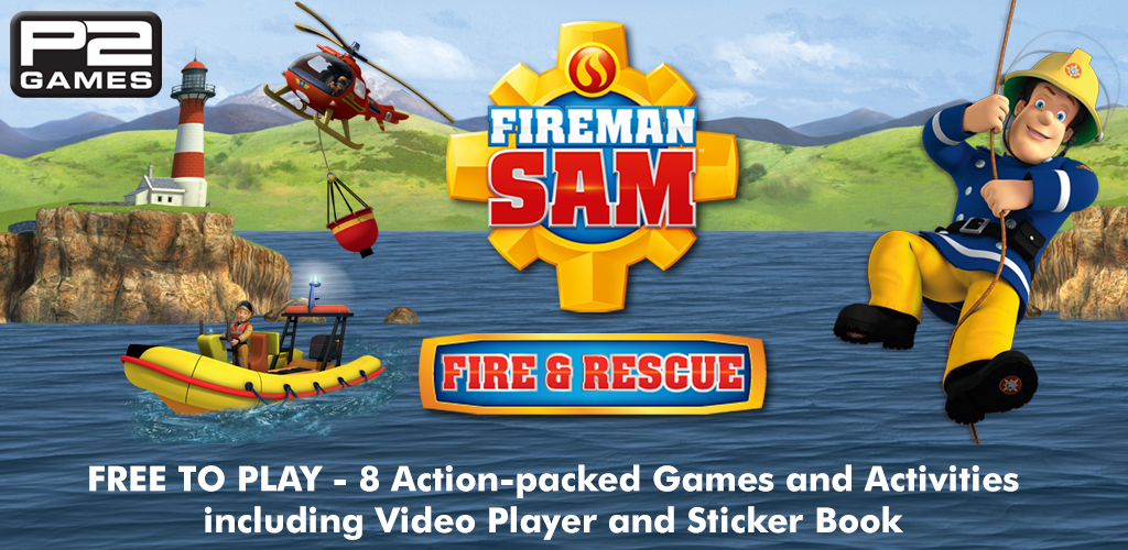 Image of Fireman Sam - Fire and Rescue