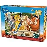 KING- Puzzle 24 pcs, 5247, Multicolore