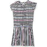فستان مخطط متعدد الاستخدامات للبنات من كالفن كلاين