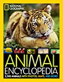 Animal Encyclopedia: 2,500 Animals with Photos, Maps, and More! (Encyclopaedia )