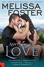 Anything For Love (The Bradens and Montgomerys: Pleasant Hill - Oak Falls Book 2) (English Edition)