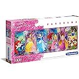 Clementoni - 39444 - Disney Panorama Collection - Princess - 1000Pièces
