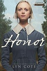 Honor (Quaker Brides Book 1) Kindle Edition