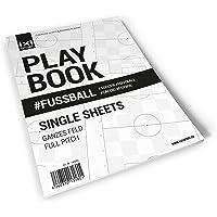 1x1Sport, Play Book per calcio, quaderno per schemi e tattiche per allenatori