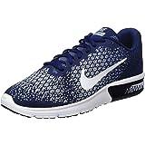 Nike Men's Air Max Sequent 2, Binary BlueWhite Blue Moon