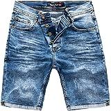 ROCK CREEK Pantaloncini da Uomo Denim M50