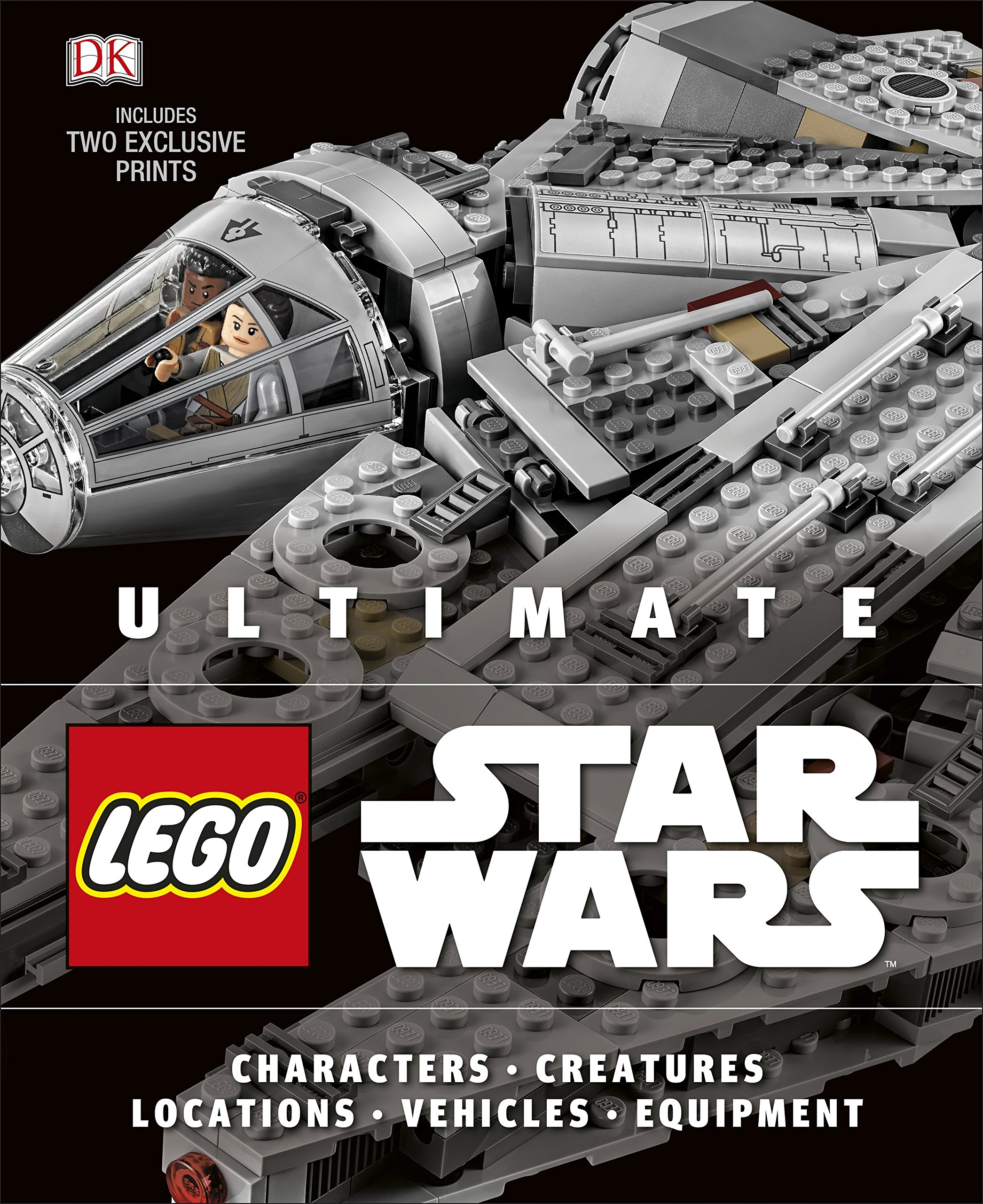 Ultimate LEGO Star Wars: Includes two exclusive prints 1 spesavip