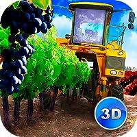 Euro Farm Simulator: Wine