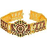 UG PRODUCTS Kemp Waist Copper Gold Belt for Women