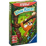 Ravensburger Slow Race Gioco da Viaggio, Multicolore, 23468
