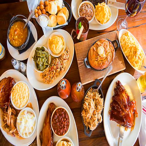 Southern Food Recipes Deep Dessert