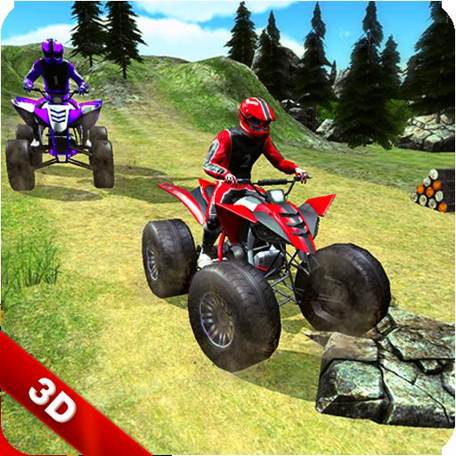 ATV Quad Bike OffRoad Drive Simulator 2019