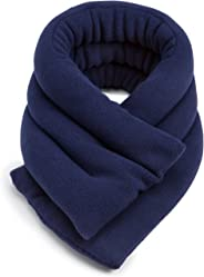 Sunny Bay Extra Long Neck Heating Wrap, Heat Therapy Pad for Sore Neck & Shoulder Muscle Pain.