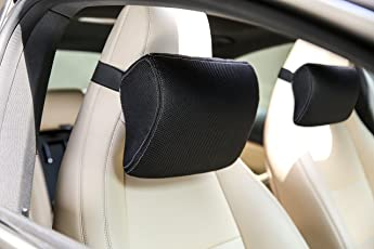 Protectors buy protectors online at best prices in india amazon the white willow neck support car pillow cushion for car seat fandeluxe Image collections