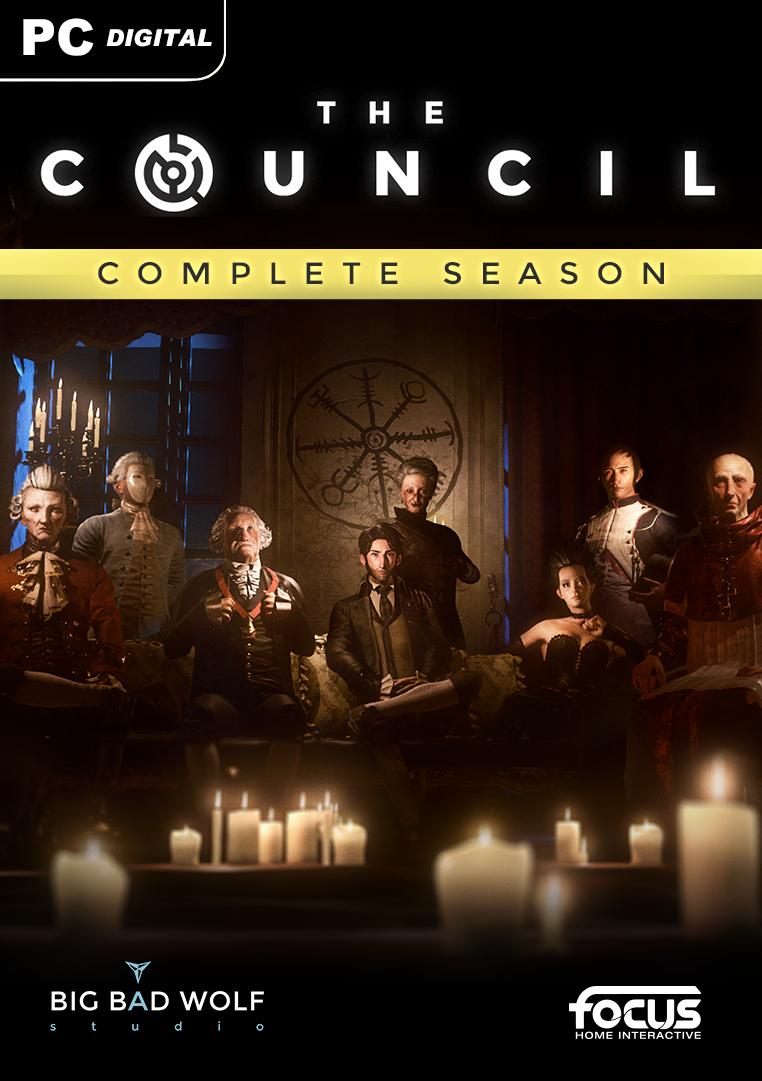The Council - Complete Season [PC Code - Steam]