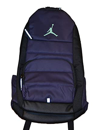 Nike Air Jordan Jumpman All World Backpack Book Bag Purple Ink Amazoncouk Sports Outdoors