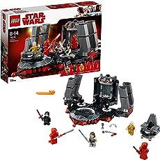 Lego Star Wars Snokes Thronsaal (75216), Star Wars Spielzeug