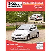 E.T.A.I - Revue Technique Automobile Hors série 4 MERCEDES CLASSE A II - 169 PHASE 1 et 2 - 2004 à 2012