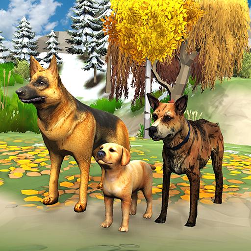Dog Family Simulator - Virtual Game 2019