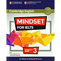 Mindset for IELTS Level 3 Student's Book with Testbank and Online Modules: An Official Cambridge IELTS Course [Lingua…