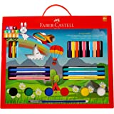 Faber-Castell Art Care Kit with Paint Brush(Multicolor)