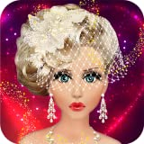 Barbie Hochzeit Braut Make-up, Frisur und Verkleidung Fashion Top Model Princess