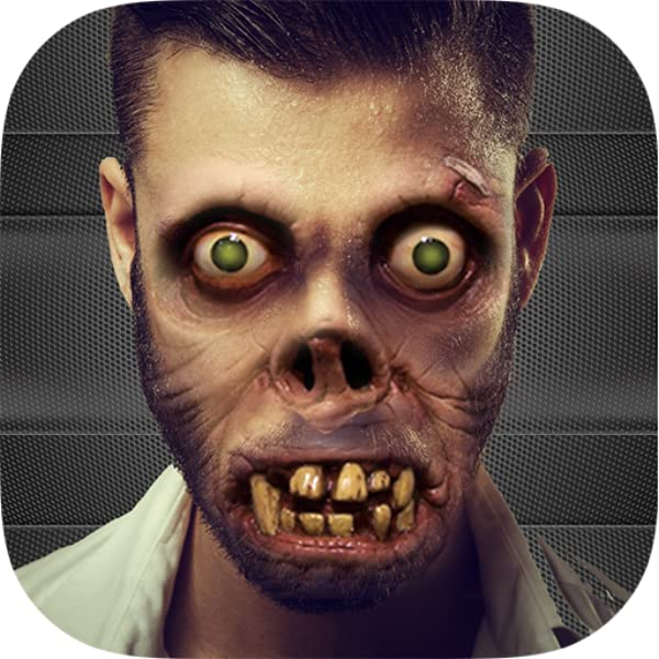 Zombie Cam Zombie Camera Fx Booth Scary Face Maker Free Amazon
