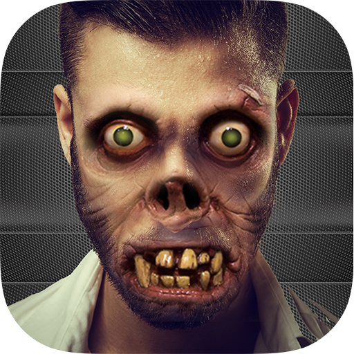 Zombie Cam - Zombie Camera FX Booth Scary Face Maker Free (Face Scary App Halloween)