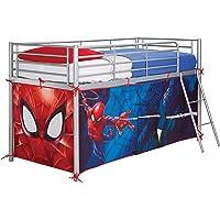 Spider Man- 500SDI01 Tente pour lit surélevé , 80 x 90 x 190 cm