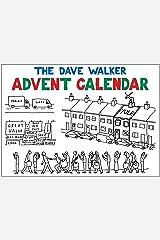 The Dave Walker Advent Calendar Calendar