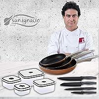 San Ignacio - Set Sartenes Chef Copper