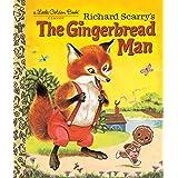 The Gingerbread Man (Little Golden Book)