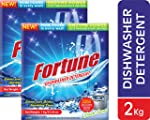 Fortune Dishwasher Detergent 1 Kg (Pack of 2)