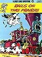 Lucky Luke Vol.32: Rails on the Prairie (Lucky Luke Adventures)