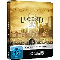 I am Legend - Limited Steelbook (4K UHD + BD) [Blu-ray]