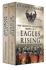 Eagles Rising: The Augustus Caesar Saga Books 1 & 2 (Augustus Series) Kindle Edition