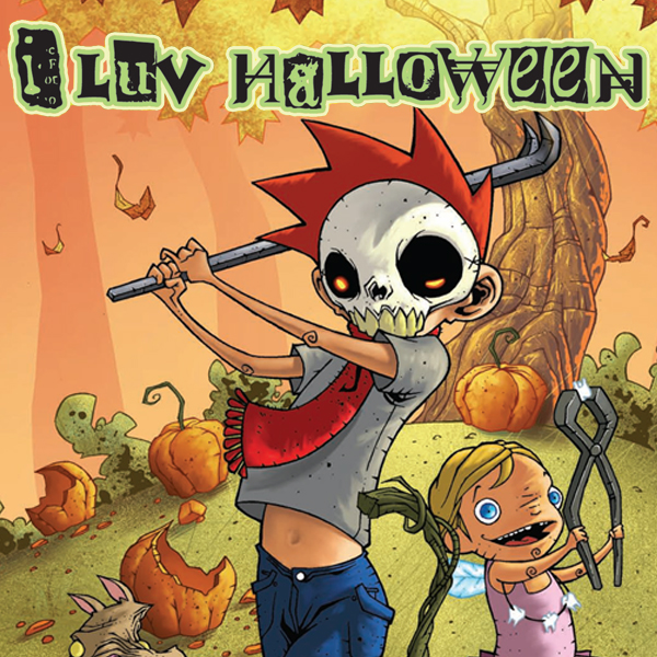 I Luv Halloween (Issues) (3 Book Series)