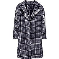 Superdry Koben Wool Coat Giubbotto Donna
