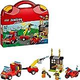 LEGO Juniors 10740 - Löschtrupp-Koffer