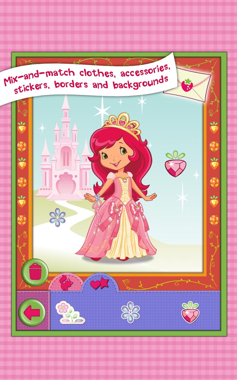 preschool dress up games strawberry shortcake card maker dress up for 532