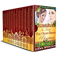The Twelve Mail Order Brides of Christmas Box Set: Mail Order Bride Christmas Romance (English Edition)
