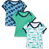 Care Camiseta Bard Bebé, pack de 3