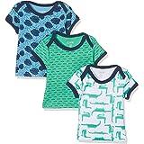 Care Camiseta Bebé-Niños, Pack de 3