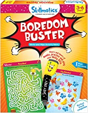 Skillmatics Educational Game: Boredom Buster, 3-6 Years