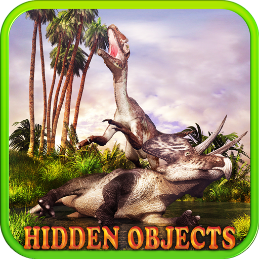 Hidden Objects Dinosaur Island