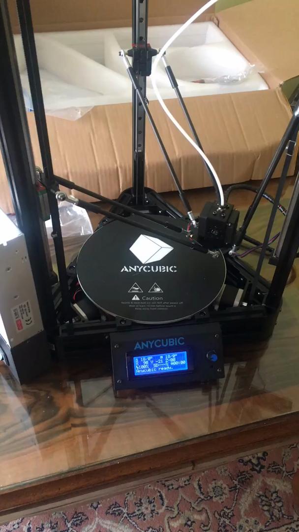 Amazon.es:Opiniones de clientes: Anycubic Impresora 3D Kossel ...