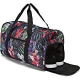 Ela Mo's Elegante Sporttasche Reisetasche mit Schuhfach | 38 Liter Handgepäck Weekender | für Frauen und Männer | in 6 trendi