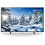 Sony BRAVIA KD65X70 - 65-inch - LED - 4K Ultra HD (UHD) - High Dynamic Range (HDR) - Smart TV -with Freeview Play (Black…