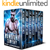Mandrake Company (The Complete Series: Books 1-7): A Science Fiction Romance Bundle