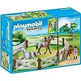 Playmobil Enclos avec Chevaux, 6931
